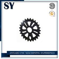 OEM cusom cnc aluminum parts bike spare parts precision cnc machined parts
