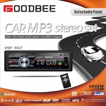 With LCD displayer ID3 EQ Car Radio Mp3 Player car Mp3 Player