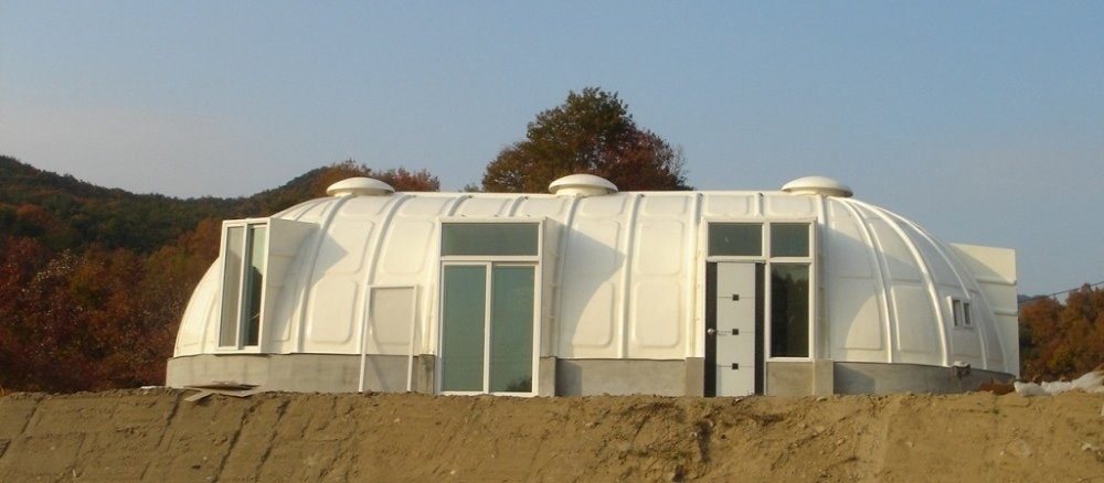 Prefabricated House Frp Dome Buy