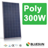 Bluesun very cheap solar panel china 300w approved CE/TUV/UL/CSA certificates