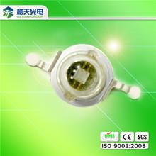 worldwide great success 1w green 520-530nm led