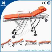 Chinesische bt-ta004 Krankenhaus aluminium Krankenwagen bett medizinischen notfall bahre erste-hilfe-trage