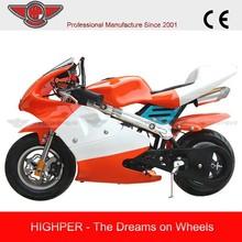 Mini 49cc 2 stroke Pocket Bike for cheap sale (PB008)