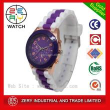 R0601 (*^__^*) Hotsale New couple lover wrist watch,Sports Vintage geneva couple lover wrist watch