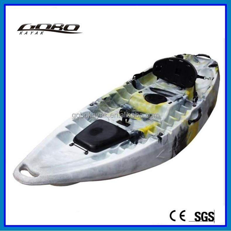 Cheap rotomoulded sit on top fishing kayak in china buy for Best cheap fishing kayak