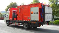 Freetech PM220 Hot-in-Place Reclaimer Asphalt Road Repair Truck