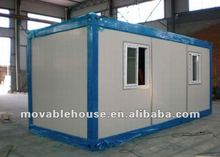 RXHP China flat pack home from professional manufacturer