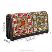 2015 new purse women fashion purse cheap embroidery wallet purse