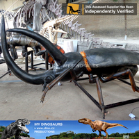 My-dino animatronic insect model for sale