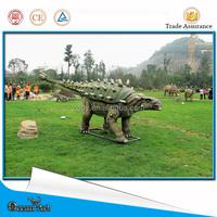 Theme park animatronic robot ankylosaurus dinosaur/Trade Assurance
