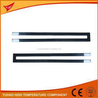 Wholesale Cheap Price U Type SIC Heating Element, Silicon Carbide Heating Rod for Lab Furnace