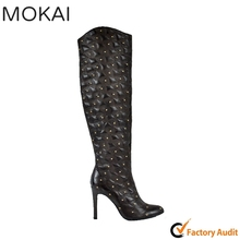 MK066-2 women ladies hot sale sexy women half boots girls boots shoes