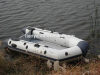 Liya 3.8m-6.5m Reasonable Price Good quality inflatable rubber motor boat