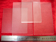 Ultra Clear 3.2mm Tempered solar panel cover glass
