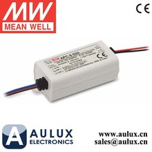 Meanwell new product APC-8-700 8W 700mA LED Driver 8~16V IP30 Rate Power Supply