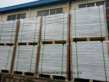 High quality 55gsm61*86cm coated back(CB) ncr paper&no carbon paper