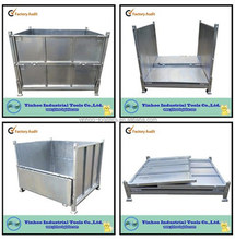 Chinese imports wholesale industrial foldable galvanized steel box of high quality