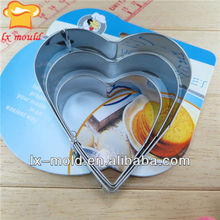 SS bulk cookie cutters,Stainless steel cookie cuttter