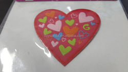 hotsale new custom design woven business gift and iron on adhesive