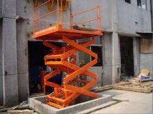 lift platform general industrial hydraulic scissors lifting equipment