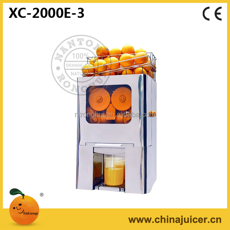 Máquina de zumo, Naranja extractor de jugos, Naranja exprimidor xc-2000e-3, Naranja exprimidor