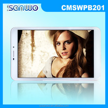 8 inch WCDMA 2100 quad core sim android 3g tablet pc CMSWPB201