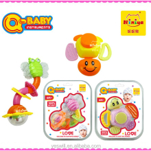 Q-BABY hot sale new design plastic creative baby toys cheap price