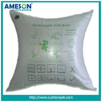China manufacturer 100% Biodegradable Designed cargo dunnage bag