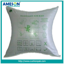 China manufacturer 100% Biodegradable Designed cargo dunnage bag