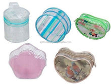 2012 2012 pvc bag with hanger with hanger/ standup 2012 pvc bag with hanger with slider/ bag with button