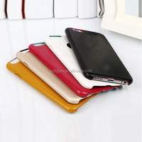 4.7inch anti-shock soft Luxury Leather for iphone 6 protective case