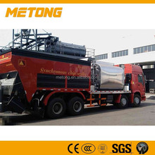METONG distributor the bitumen and aggregate at the same time