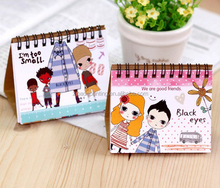 Fancy Calender/Cheap Desk Calendar/Custom Dask Calendar For Gift
