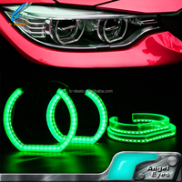 For bmw e92 SMD 5050 angel eyes b.mw japan car accessories