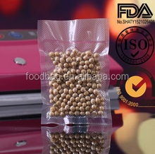 co-extruded food grade foreign standard embossed/textured vacuum packing bag