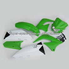 chinese good quality and cheap dirt bike plastics