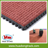 IAAF 13mm rubber athletic track, rubber running track material