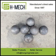 High quality products cast iron grinding ball