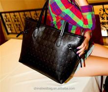 Black Large Tote Bag For Women Handbag Hand And Bag