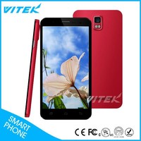 5.5 inch MTK 6582 Quad Core Video Call 3G Android 4.4 Phone