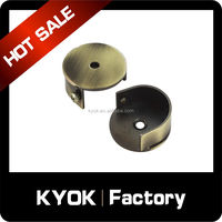 China wholesale Curtain rod end ,hot sale threaded rod accessories