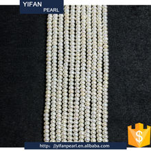 YF-60175 loose pearl without hole hot sale freshwater natural loose pearl half pearl beads
