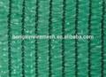 de alta calidad negro cinta de hilo de malla sombra sombra neta de la fábrica de china