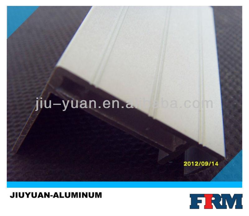 profilo in alluminio per cornice del pannello solare
