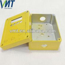 adc12 a380 de aluminio fundido a presión para el recinto de la caja eléctrica
