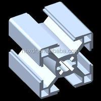 Aluminum Sigma Profile-Industrial Aluminum Profile-AlCustomized industrial aluminum extrusion profiles_Factory supply, Hot Sale!