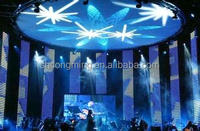 led curtain/flexible led screen/soft led displays