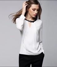 2015 Women New design fashion style saree blouse