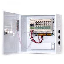 igh Efficiency 8ch Output 12v 10a Cctv Power Supply