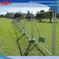 New Technolog Construction Site Temporary Fencing Panels For Dogs